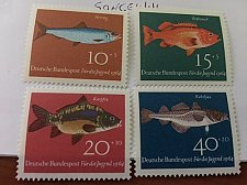 Buy Germany Fish mnh 1964