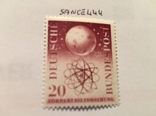 Buy Germany Scientific Research mnh 1955