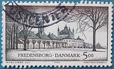 Buy Stamp Denmark 1994 Commemorative Fredensborg Castle, North Zealand 5 Krone