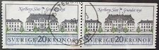 Buy Stamp Sweden 1992 Definitive Karlberg Palace 20 Krona Pair