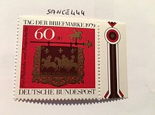 Buy Germany Post House Stamp Day mnh 1979