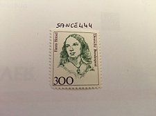 Buy Germany Women 300p mnh 1989