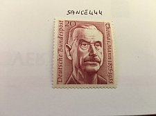 Buy Germany Thomas Mann mnh 1956