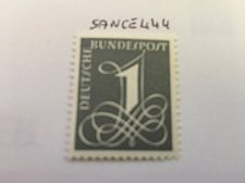 Buy Germany Definitive numeral mnh 1955