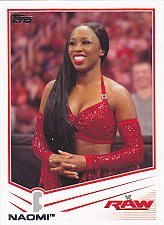 Buy Naomi #27 - WWE 2013 Topps Wrestling Trading Card