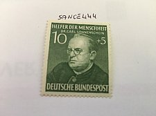 Buy Germany Carl Sonnenschein mnh 1952