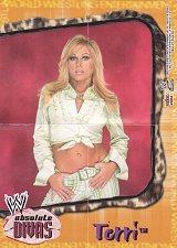 Buy Terri - WWE Absolute Divas 2002 Wrestling Mini Poster