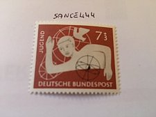 Buy Germany Youth Hostels 1v. mnh 1956