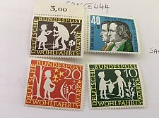 Buy Germany Charity Fairytales mnh 1959