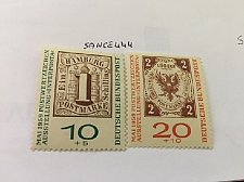 Buy Germany Interposta 2v. mnh 1959