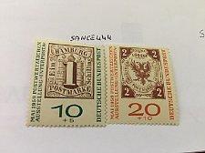 Buy Germany Interposta 2v. mnh 1959