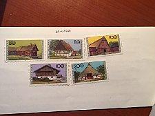 Buy Germany Farm houses mnh 1995