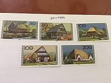 Buy Germany Farm houses mnh 1996