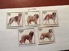 Buy Germany Charity Dogs mnh 1996