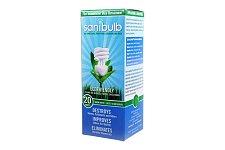 Buy SANIBULB Air Sanitizer & Air Purifier CFL Bulb: 20W Warm White Replacement