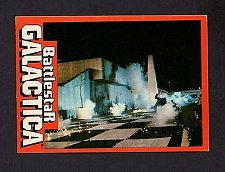 Buy Vintage 1978 Wonder Bread Battlestar Galactica #21 Trading Card EX