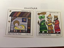 Buy Germany Christmas mnh 1997