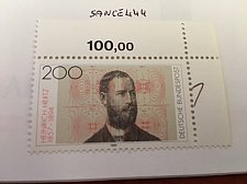 Buy Germany Heinrich Hertz Physics mnh 1994