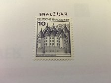 Buy Germany Castle 10p mnh 1977