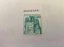 Buy Germany Castle 40p mnh 1977