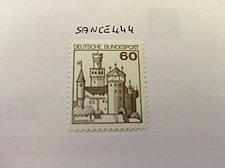 Buy Germany Castle 60p mnh 1977
