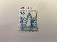 Buy Germany Castle 70p mnh 1977