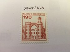 Buy Germany Castle 190p mnh 1977