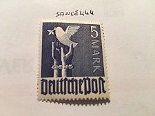 Buy Germany Peace Dove 5m mnh 1947