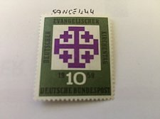 Buy Germany Evangelic day mnh 1959