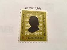 Buy Germany Robert Schumann mnh 1956 #1
