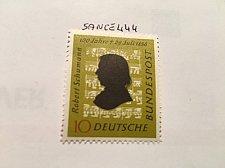 Buy Germany Robert Schumann mnh 1956 #1