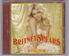Buy Britney Spears - Circus CD 2008 - Very Good