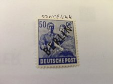 Buy Germany Berlin Black Overp. 50p mnh 1948