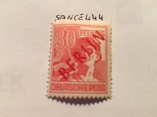 Buy Germany Berlin Red Overp. 30p mnh 1949