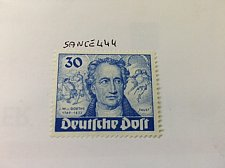 Buy Germany Berlin Goethe mnh 1949
