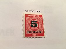 Buy Germany Berlin Green Overp. 5p mnh 1949