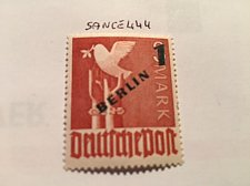 Buy Germany Berlin Green Overp. 1M mnh 1949