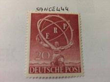 Buy Germany Berlin The Marshall Plan mnh 1950