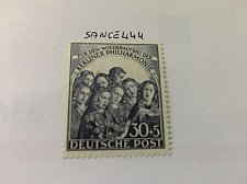 Buy Germany Berlin Philhamonic 30+5p mnh 1950