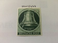 Buy Germany Berlin Bell of lLiberty 10p mnh 1950