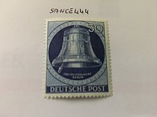Buy Germany Berlin Bell of Liberty 30p mnh 1950