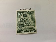 Buy Germany Berlin Stamp Day 10+3p mnh 1950