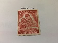 Buy Germany Berlin Stamp Day 20+2p mnh 1950