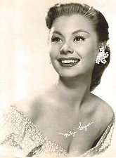 Buy Rare MITZY GAYNOR Hollywood Superstar 8 x 10 Promo Photo Print