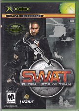 Buy SWAT - Global Strike Team - Xbox 2003 Video Game - Complete - Very Good