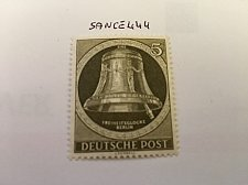 Buy Berlin Bell of Liberty 5p mnh 1951