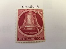 Buy Berlin Bell of Liberty 40p mnh 1951
