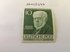 Buy Germany Berlin Famous Men 10p mnh 1953