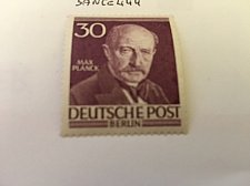 Buy Germany Berlin Famous Men 30p mnh 1953