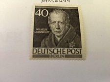 Buy Germany Berlin Famous Men 40p mnh 1953